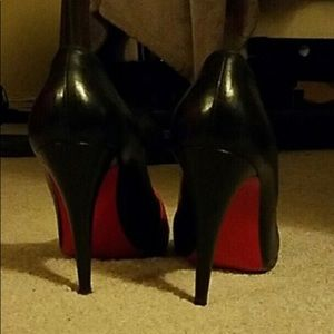 """Authentic """"LOVE"""" Louboutins"""
